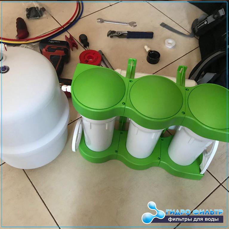 Коробка фильтра обратного осмоса Ecosoft Pure Balance