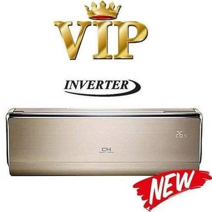 Кондиционер- Cooper&Hunter VIP Inverter Мульти-сплит Внутренние настенные блоки (-15°C) CHML-IW12VNK, фото 2