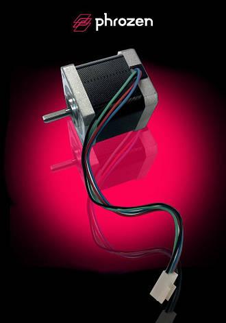 Мотор для 3D принтера Phrozen Shuffle - Z-Axis Stepper Motor, фото 2
