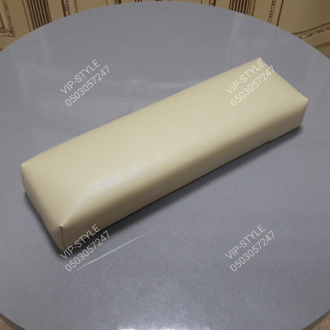 Подставка для рук, подлокотник, валик для маникюрного стола. 45×15 см. высота 15 см..