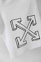 Шорты Off-white White (ориг.бирка), фото 2