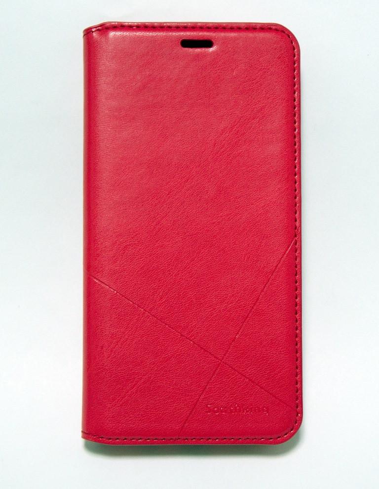 Чохол-книжка для смартфона Xiaomi Redmi GO червона MKA