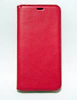 Чохол-книжка для смартфона Xiaomi Redmi GO червона MKA, фото 1