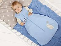 Теплый зимний спальный мешок, мешок для сна lupilu 6/18 месяцев