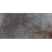 Плитка для пола и стен Metallika серый 300x600