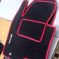 Ворсовые коврики в салон HYUNDAI і30  (2007-2012)