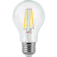 Лампа светодиодная Gauss LED Black FIL A60 10 Вт E27 4100 K 102802210