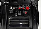 Колонка-комбік Golon RX-820 BT, Bluetooth, mp3, радіомікрофон, пульт, світломузика, фото 4