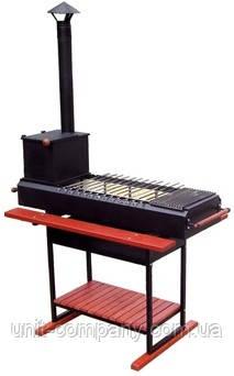 Мангал «Козацький» BBQ