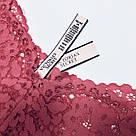 💋 Трусики Шортики Victoria's Secret The Floral Lace Sexy Shortie M, Розовые, фото 5
