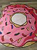 Пляжна Підстилка-Парео Рожевий Пончик, фото 3