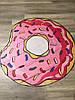 Пляжна Підстилка-Парео Рожевий Пончик, фото 2