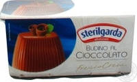 Пудинг Sterilgarda Шоколадный 2*100г