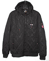"""Куртка мужская демисезонная батальная, размеры 4XL-8XL """"MASTER"""" купить недорого от прямого поставщика"""