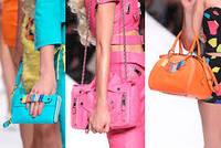 Модные сумки. Какие они.