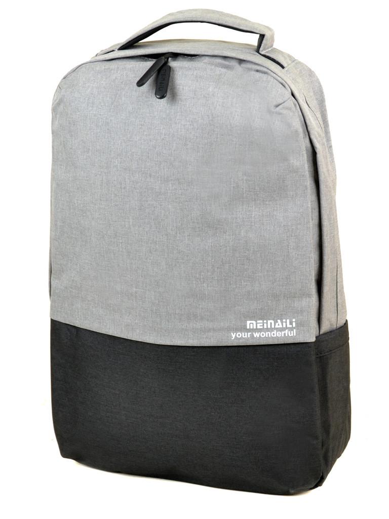 Рюкзак Городской oxford MEINAILI 018 черный