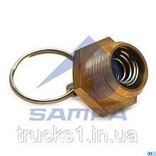 Клапан скидання конденсата MB Sprinter M22х1,5  095.043 (SAMPA)