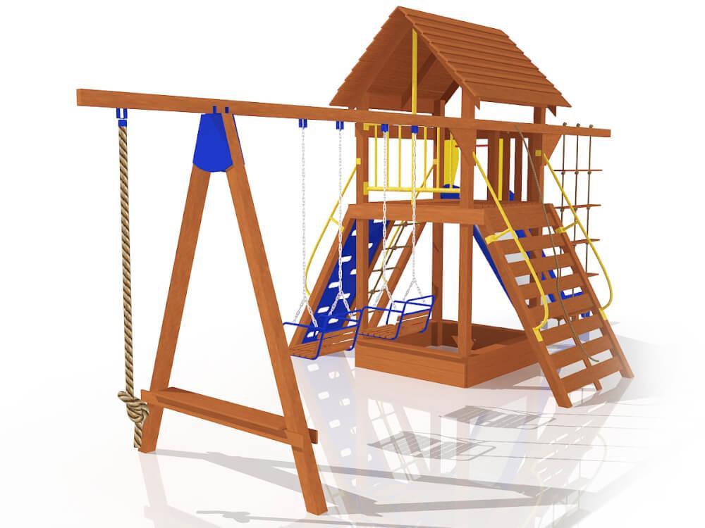 Детский комплекс Праздник малыша. КД632