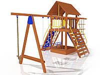 Детский комплекс Праздник малыша. КД632, фото 1