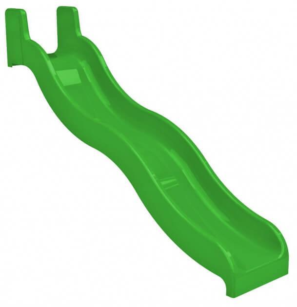 Горка стеклопластиковая KIDIGO Волна H 1,5 м. КД675