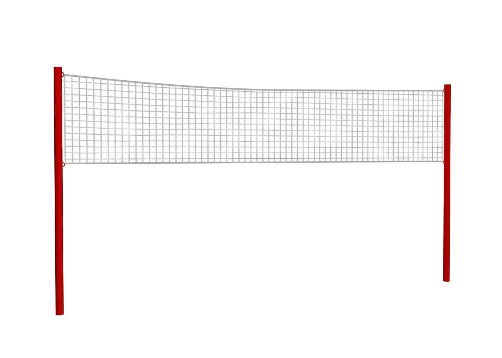 Волейбольные стойки без сетки. КД828