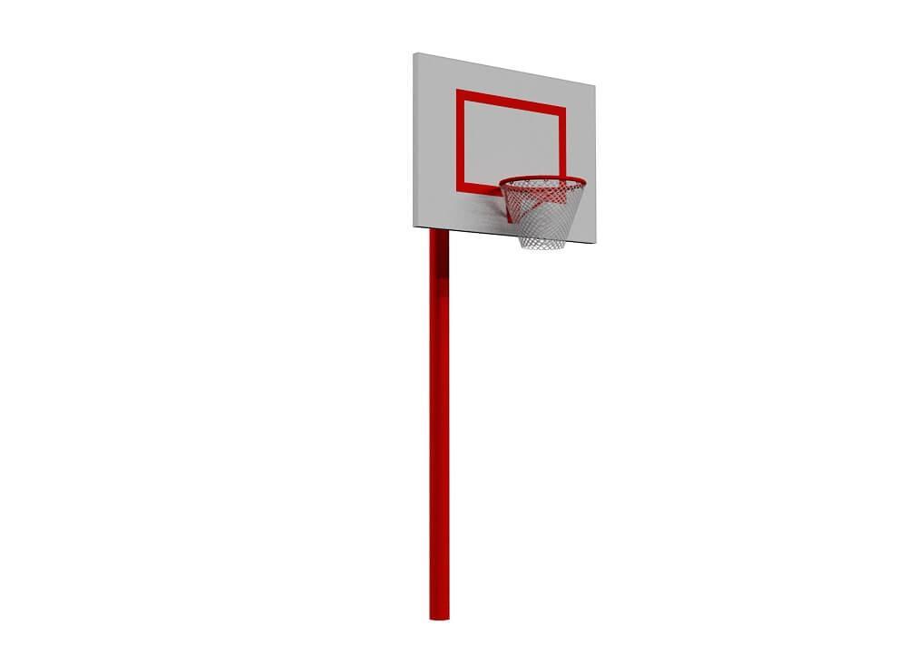Баскетбольна стойка уличная. КД563