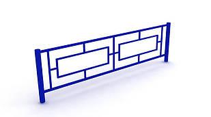 Ограждение металическое VMOM004 VMOM004. КД747