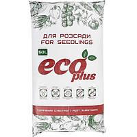 Субстрат для рассады Eco Plus 50 л