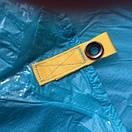 Пончо-тент 3F UL GEAR 15D нейлон 5000 мм силикон 3в1 , накидка от дождя на рюкзак, коврик., фото 5