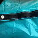 Пончо-тент 3F UL GEAR 15D нейлон 5000 мм силикон 3в1 , накидка от дождя на рюкзак, коврик., фото 9