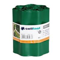 Ограждение для газонов Cellfast 20x900 см темно-зеленое