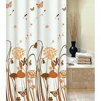 Шторка для ванны Vanstore Wildflowers 240x200 см