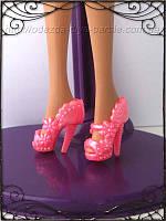 Обувь для Барби (босоножки)