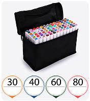 """Маркеры """"Touchfive"""" Набор для интерьерного скетчинга 30 цветов"""