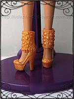 Обувь для Барби с ножкой до 2 см!