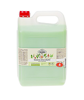 Жидкое мыло Зеленая Аптека 5л алоэ+авакадо Укр.