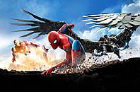 """Флизелиновые Фотообои """"Человек паук"""" от производителя за 1 день. Любая картинка и размер. ЭКО-обои"""