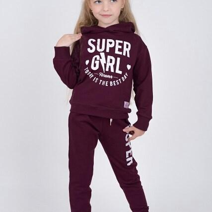 Спортивный костюм для девочки р. 110