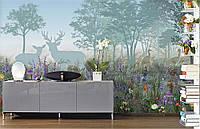"""Флизелиновые Фотообои """"Волшебный лес"""" от производителя за 1 день. Любая картинка и размер. ЭКО-обои"""