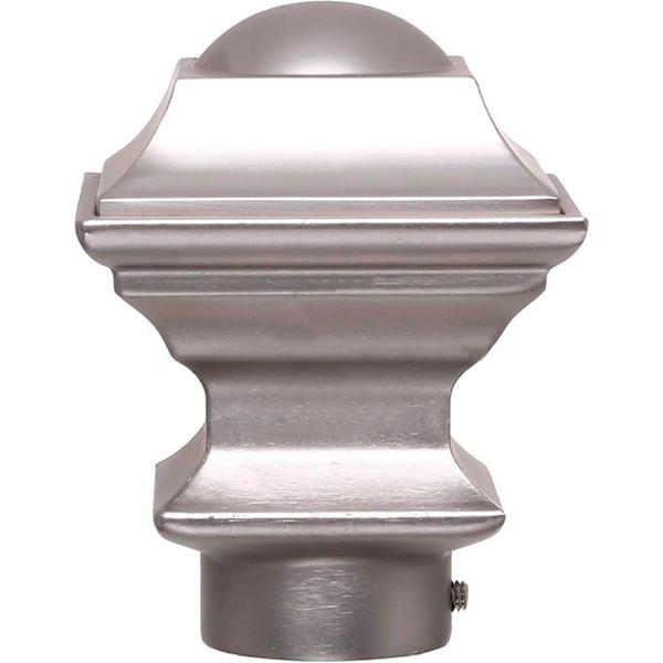 Наконечник Кардинал Верди сатин-никель 25 мм