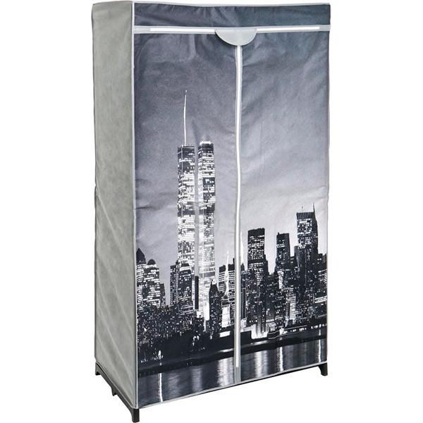 Гардероб текстильный City Style 870x460x1560 мм