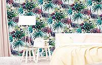 """Флизелиновые Фотообои """"Цветы"""" от производителя за 1 день. Любая картинка и размер. ЭКО-обои"""