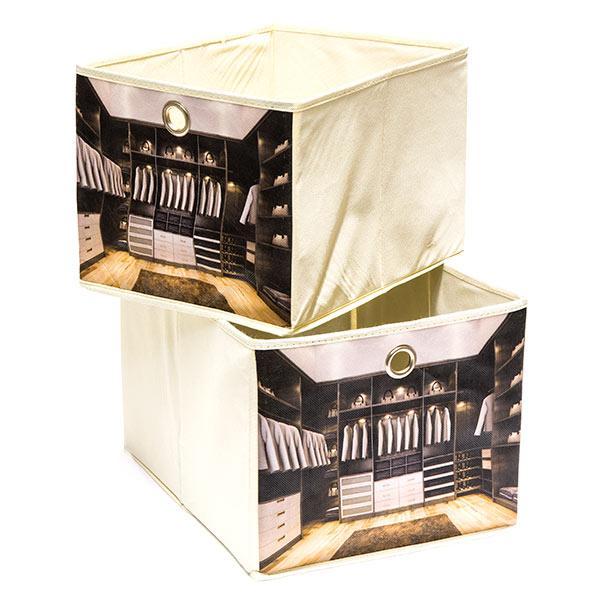 Ящик для вещей Storage style 29х38х25 см