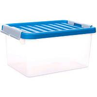 Ящик для вещей Heidrun Europlastic Clipbox 27.5x18.5x13 см цвет в ассортименте