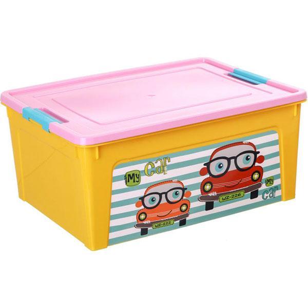 Ящик для вещей Алеана Smart Box My Car 123097 14 л 495x320x140 мм