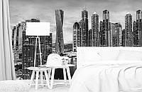 """Флизелиновые Фотообои """"Мегаполис"""" от производителя за 1 день. Любая картинка и размер. ЭКО-обои"""