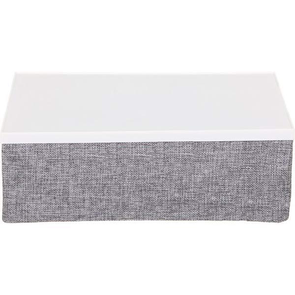 Короб для вещей Handy Home EH-02S 33x23x11 см серый