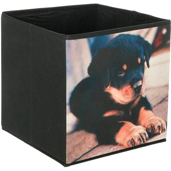 Короб для вещей Union Chance Dog 27x27x28 см