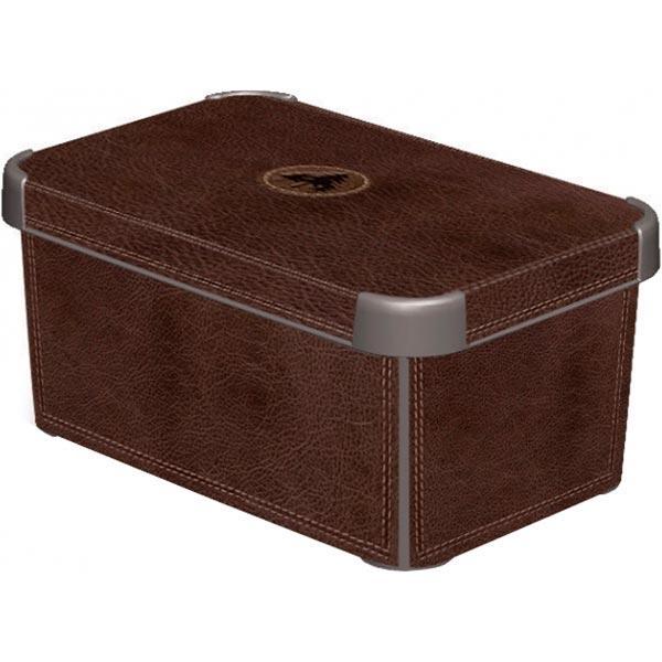 Ящик для вещей Curver Leather S