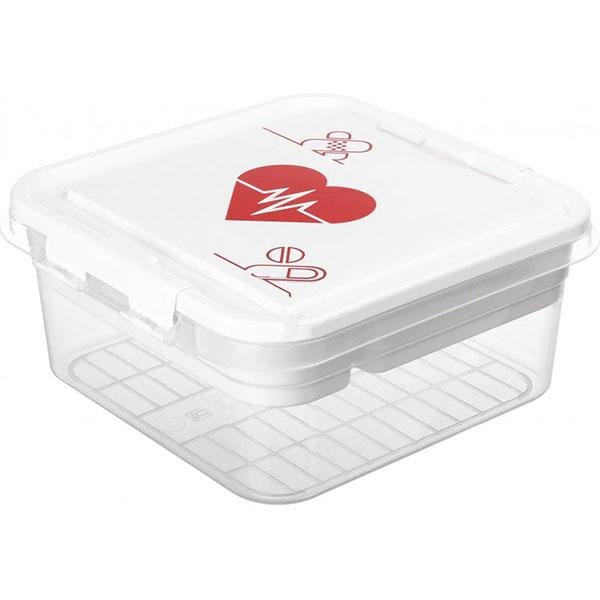 Ящик для медикаментов Gondol G-610-P 110x250x260 мм
